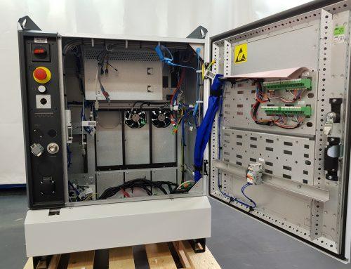 ABB IRC5 Schaltschrank Single Controller Cabinet (nur Verdrahtung, keine Einbauteile)